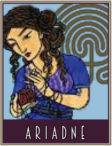 ariadne en labyrint